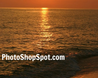 Sunset Sea | Single Print or Poster | Landscape Photography