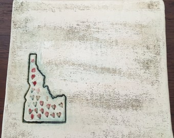 Idaho Trivet