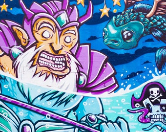 Grafitti Photo A2