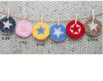 Star Scrubber / Star Susemi Scrubby / Dish Scrubbie
