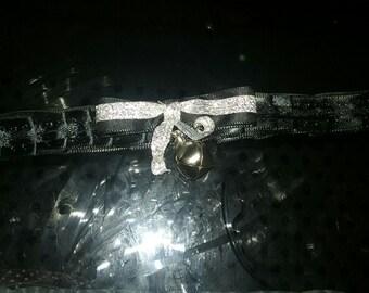 """Simple pleated  collar 1/2"""""""
