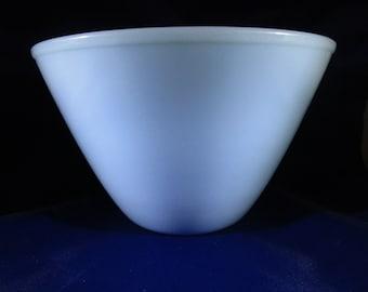 Turquoise Pyrex Mixing Bowl, 2 quart, Hard to Find, Pyrex Bowl