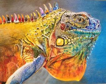 Iguana [Original]