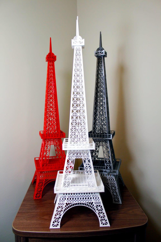 Eiffel tower architectural acrylic 3d replica of famous paris for Eiffel architect