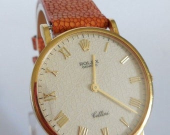 ROLEX Cellini 18 ct gold