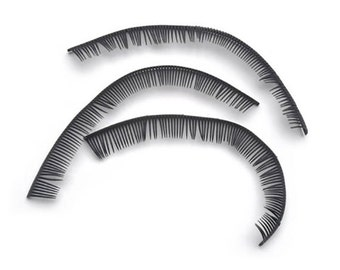 Plastic Eyelashes for Dolls or Scrapbooking, 5.75 Inches
