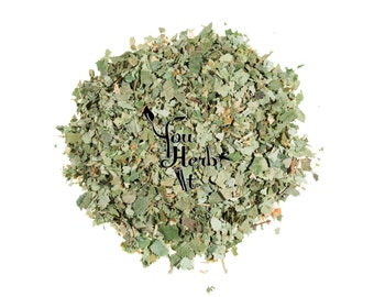 Common Birch Loose Leaf Herb  - Buy Any 2x50g Get 1x50g Free!