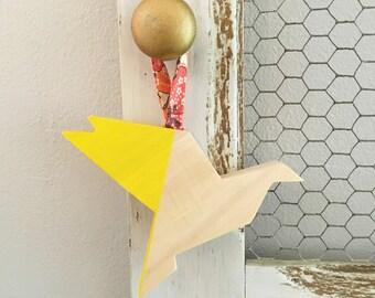 Module yellow bird