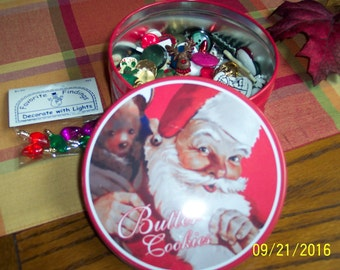 BUTTONS, HOLIDAY, CRAFT