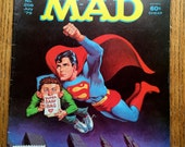 Mad Magazine Superman This Issue July 1979 No. 208 Issue