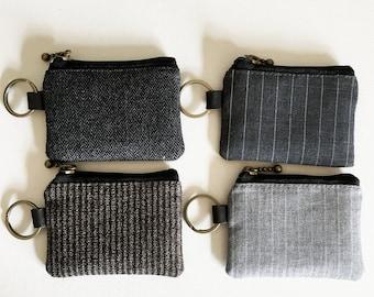 Key/coin purse - unisex range