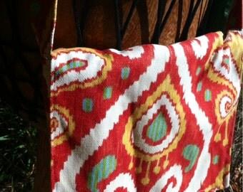 SaLe BoHo Messenger Bag purse red