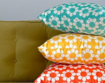 Vintage Flowers Scandi Cushion