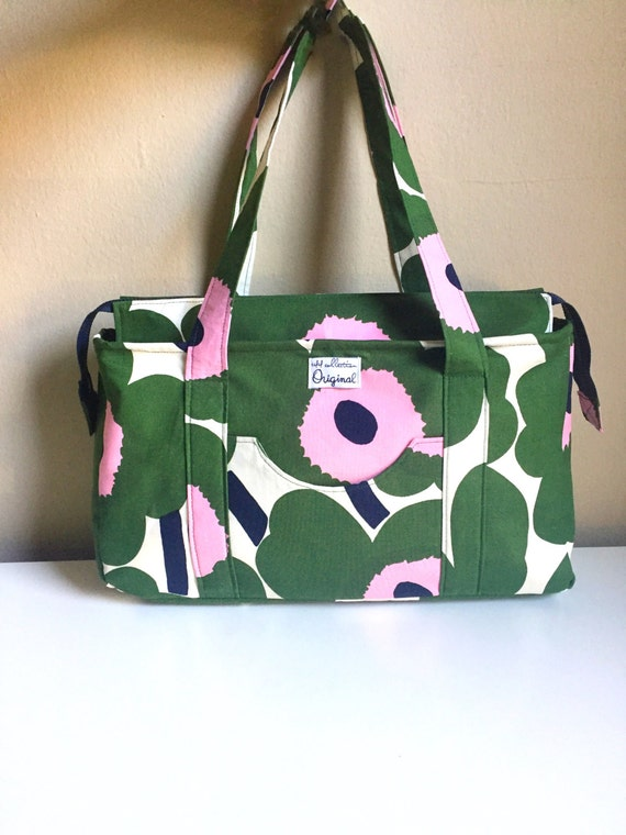 Purse for Women, Tote Handbag for Women, Green Purse, Travel Shoulder Bag for Women, Summer Purse, Travel Tote Handbag, Ladies Handbag
