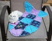 Cat Bed, Cat Mat, Fish Cat Mat, Colorado Catnip Bed, Cat Accessories, Turquoise Cat Bed, Cat Bedding, Cat Mat WithToy, Fish Cat Bed, Catnip