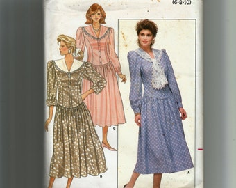 Butterick Misses' Dress Pattern 5755