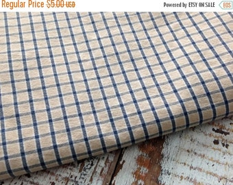 40% OFF FLASH SALE- Reclaimed Plaid Fabric-Reclaimed Bed Linens-Red
