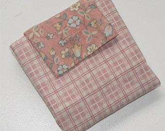 Tea wallet, tea bag wallet, tea carrier, tea lovers, party favor