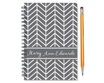 Start any month 2016 2017 weekly planner, Personalized 12 month engagement calendar, chevron planner book agenda, SKU: pli chev sc