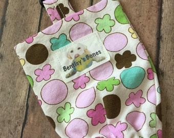 Doggie Leash Bag - Spring Time