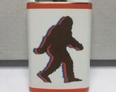 Sasquatch Hip Flask - by jDUCT