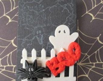 Halloween Resin Pin - Your Choice