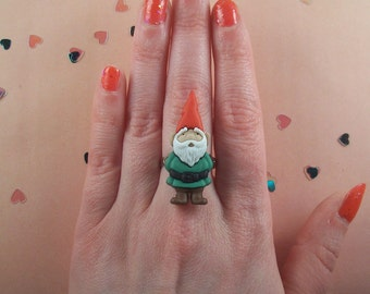 Gnome Ring