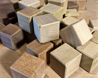 Wood Blocks - Special Collection No. 1
