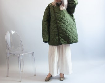 lionheart quilted liner jacket / oversized jacket / puffy coat / s / m / l / 842o