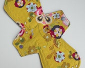 "11"" MODERATE Absorbency Reusable Cloth Menstrual Pad"