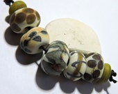 Lampwork Beads NATURALS Two Sisters Designs 0302016G-F