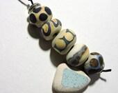 Lampwork Beads NATURALS Two Sisters Designs 033016J