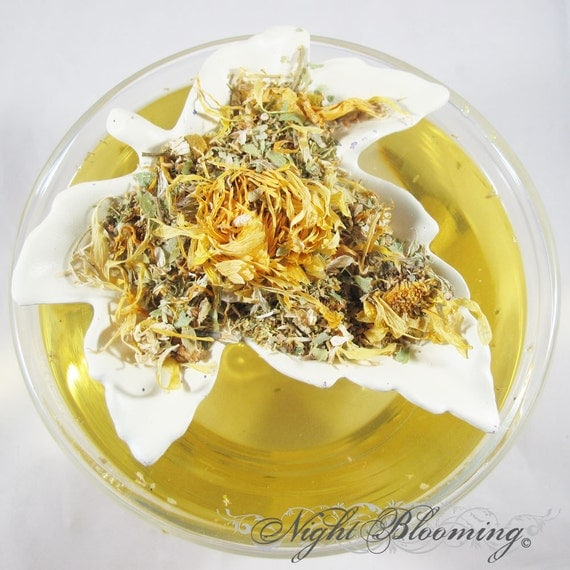 Sunlit Meadow Herbal Rinse for Light Hair 15 Treatments