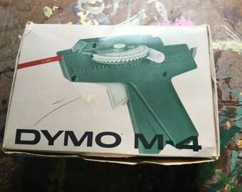 Vintage Dymo M-4 Labelmaker