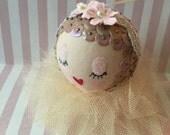 Jane Austen Inspired Betsy Ornament