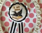 A Little Sparrow Flew Away Ribbon Award