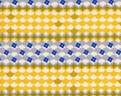 Cotton + Steel Trinket - gumdrops yellow - fat quarter