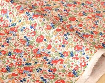 Japanese Fabric Flora - A - 50cm