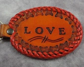 Love Key Ring