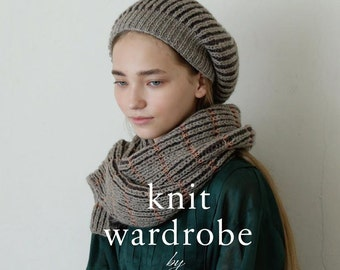 Knit Wardrobe by Helga Isager - Japanese Craft Book MM
