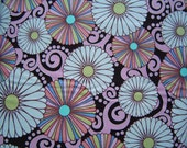 Reserved for Sue - Floral Fusion print cotton fabric - Michael Miller #2579