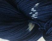 """New technique!  """"Shibori 2"""" sock yarn in stock"""