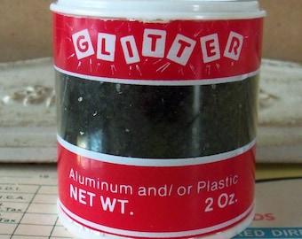 Vintage Glitter / 2 oz. / Black / Glitterex Corp.
