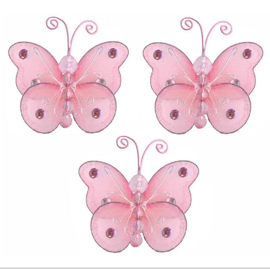 One Dollar Nylon Butterfly Decorations 5