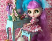 RESevered For Clairemlee...ONLY!!!!....Custom Orders Only!!!...Vintage Doll Vanity ONLY!!!.. NO Closets at this time.....Super Pretty for Bl