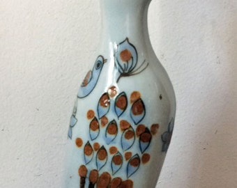 KE Ken Edwards Mexico ceramic bird