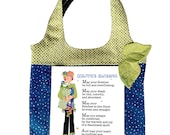 Kit Quilter's Blessing Tote Bag