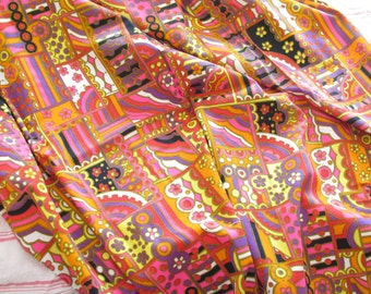 Groove-A-Licious Vintage 60s-70s Fabric...