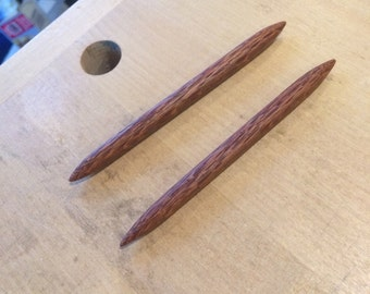 Hair Stick: Lacewood