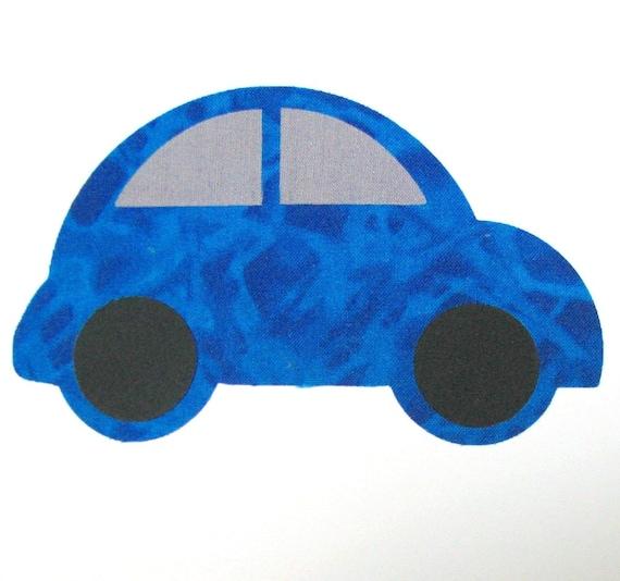 hnliche artikel wie vorgestanzter autos basteln appliken sechs volkswagen kind kleinkind. Black Bedroom Furniture Sets. Home Design Ideas
